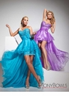 High Low Tony Bowls Party Dress 113715
