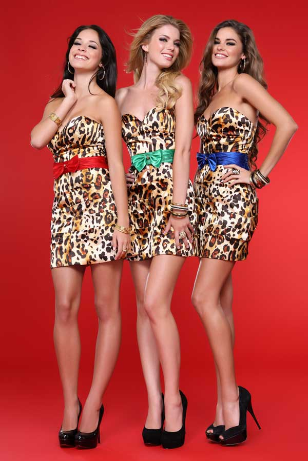 8fa8e9cb9f Scala Prom Dress 17029 Y Leopard Tail Dresses. White Leopard Print Party  Dress 012876 ...