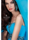 Turquoise Alyce Prom Dress 35529