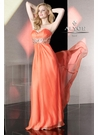 Strapless Prom Gown 35499 By Alyce