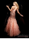 Strapless Tony Bowls Prom Gown 113700