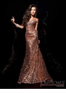 Rose Gold Tony Bowls Prom Dress 113702