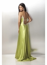 Sexy Lime Green Formal Gown 17175