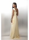 Grecian One Shoulder Prom Dress 17120