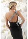 Sparkle One Shoulder Prom Dress 71226