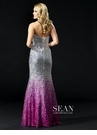 Ombre Sequin Prom Dress 70627 by Sean Collection