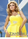 Tony Bowls 2012 Long Gown 11207