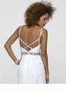 2013 Clarisse White Prom Gown 2106