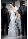 Alyce Designs 2012 White Prom Dress 6702