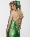 Glamorous Sequin Prom Gown 2152