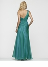 Iridescent Chiffon Prom Dress 2153