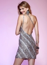 Scala One-shoulder Party Dress 1046