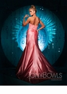 Tony Bowls Coral Prom Dress 111738