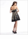 Short Sequin Party Dress 1337