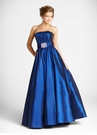 Iridescent Blue Prom Dress 5022 by Blush