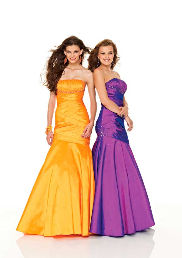 Mori Lee Prom Dresses 2010 Collection