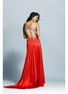 Red Prom dress 2820