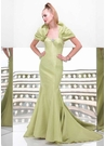 Alyce Green Mermaid Prom Dress 35293