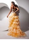 2013 Tony Bowls High Low Dress 113500