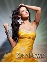 Ruffle Prom Dress 112506 by Tony Bowls