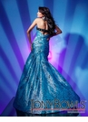 Rose Print Prom Dress 112510 by Tony Bowls