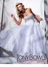 Drop Waist Ballgown  112516 by Tony Bowls