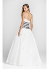 Elegant White Ball Gown 5030 by Blush