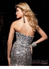 2013 Tony Bowls Strapless Prom Gown 113720