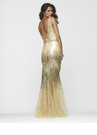 Clarisse 2013 Champagne Gown 2116