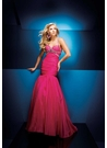 Pink Mermaid Prom Dress 110537 by Tony Bowls