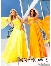 2012 Tony Bowls dress 11207
