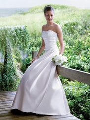 Bridal Wedding Dress Alfred Angelo 1136
