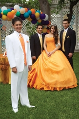 Quinceanera Tuxes