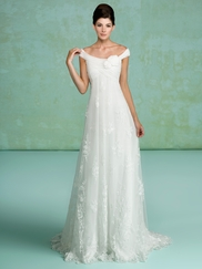 Summer 2012 Wedding Dresses: Trends to Watch