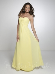 Sweetheart Empire Pretty Maids Bridesmaid Dress 22544