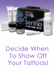 Tattoo Cover Kit