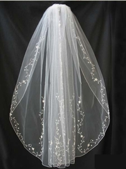 Richard Designs Veils