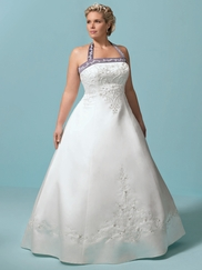 Wedding Gown Alfred Angelo 1612W