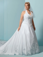 Wedding Gown Alfred Angelo 1846W