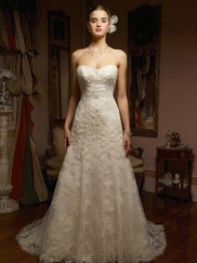 Casablanca Wedding Dresses Are So Magical For Your Special Day