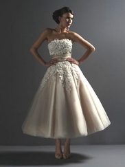 Let your Style Pop in Short Wedding Gowns