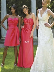 Allure Bridesmaids Dresses Offer Timeless Style