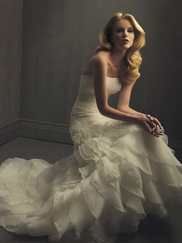 Allure Bridal Dresses Fully Of Classic Beauty