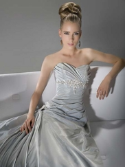 Demetrios Wedding Gowns for a Couture Wedding
