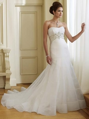 Mon Cheri Wedding Dresses Make You Look Beautiful on Your Big Day