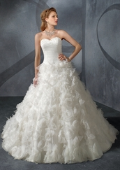 Princess Wedding Gowns are the Ultimate in Style