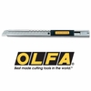 OLFA SVR-1 STAINLESS STEEL SLIDE LOCK UTILITY KNIFE