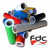 FDC 2100-2200 SERIES HIGH PERFORMANCE 2.0 mil CAST VINYL
