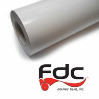 FDC 7242 SERIES INTERMEDIATE 3.4 mil CALENDERED VINYL