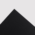 "E-ZEE 3D Foam 3mm 12"" x 18"" BLACK"